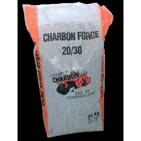 Charbon de Forge 10/20 Sac de 25 Kgs