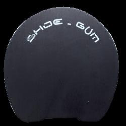 Plaque à Coller Amortissante SHOE GUM Noire 4mm