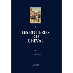 Les boiteries du cheval par Adams