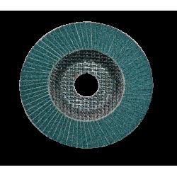 Disque à Lamelles Zirconium Bleu