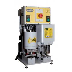 Mini Presse Hydraulique semi automatique avec Taraudeuse A01322