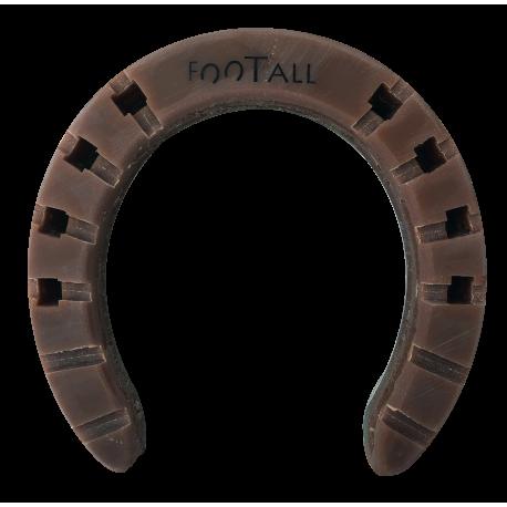 Fers acier anti-dérapant FOOTALL